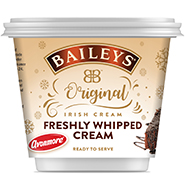 Avonmore Freshly Whipped Bailey's Cream