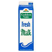 Golden Vale Fresh Milk