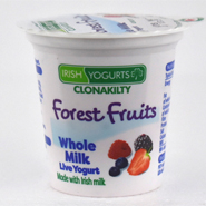 Irish Yoghurts Forest Fruits