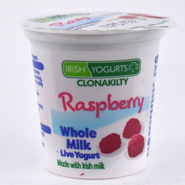 Irish Yoghurts Raspberry