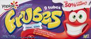Yoplait Frubes Variety Pack